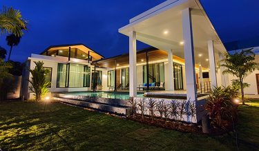 Phuket naiharn beach loft house 3 bedrooms with private pool
