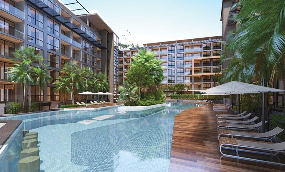 Wellness apartment in Kamala present by Phuket Luxury Living