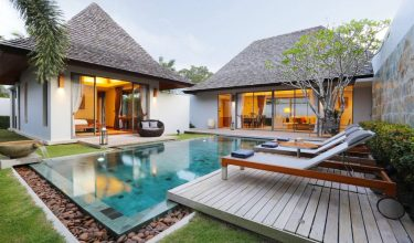 Phuket Luxury Living Villas in Bangtao