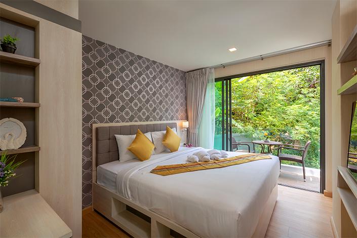 Phuket Luxury Living Kata Seaview Apartment good for invest