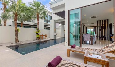 Phuket Luxury Living Kamala Pool Villas ready to move