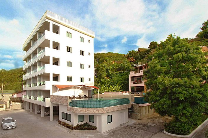 Phuket Luxury Living Apartment Resale for holidays, retirement in Surin Beach