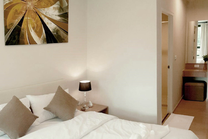 Phuket Luxury Living present the studio and one bedroom apartment in Laguna for SALE
