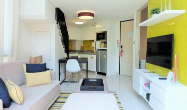 Lagoon view one bedroom apartment for sale in Laguna Phuket by Phuket Luxury Living