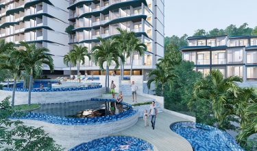 Layan beach seaview apartment in Phuket for investment by Phuket Luxury Living