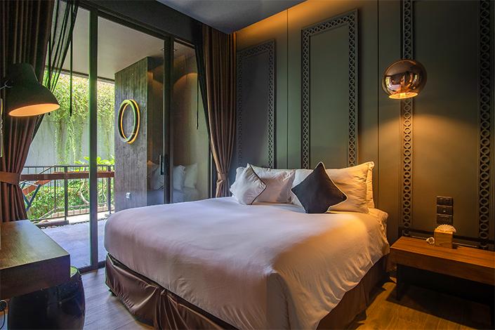 PLL_Garden corner 2 en-suite Bedroom Apartment in Bangtao, Phuket