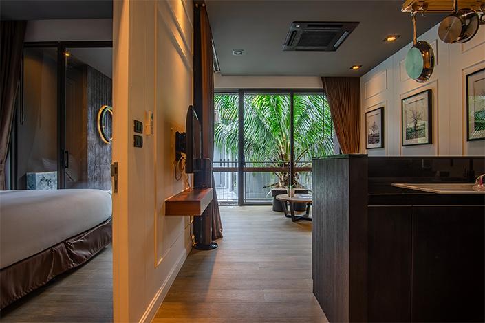 PLL_ool view 1 en-suite Bedroom Apartment in Bangtao, Phuket