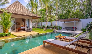 PLL_Exclusive Pool Villa for long term rental in Pasak Phuket