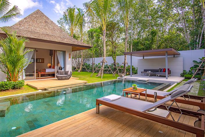 PLL_Exclusive Pool Villa for long term rental in Pasak Phuket