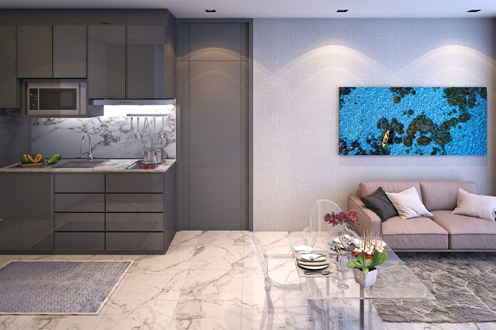 PLL_sea view apartment in Patong for invest