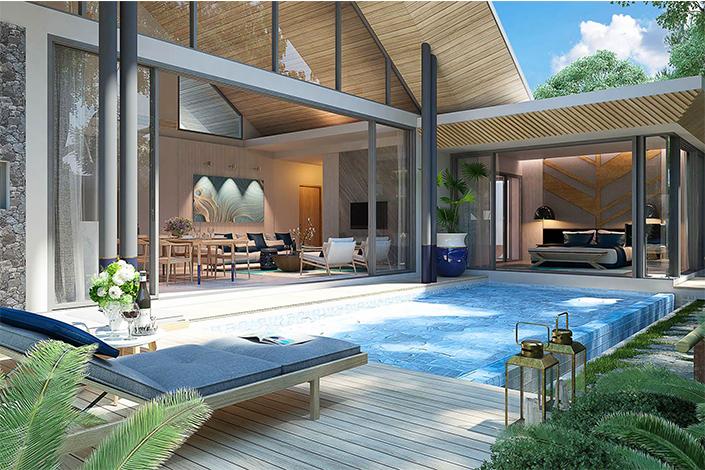 PLL_Paklok Private Pool Villa for Family