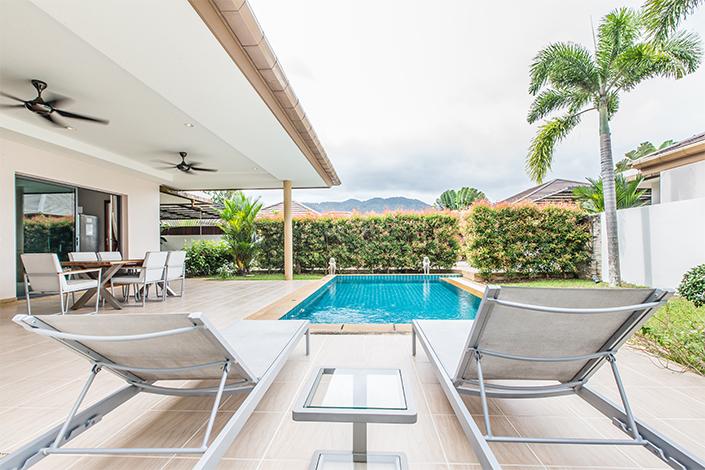 Cherngtalay Private Pool Villa