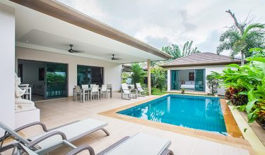 Pasak modern Private pool villa with 3 bedrooms