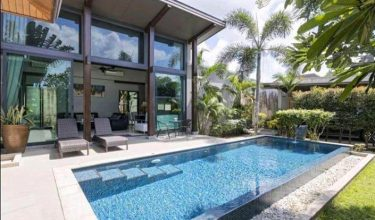 Phuket Luxury Living Private Pool Villa in Cherngtalay Phuket