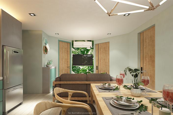 PLL_eco-friendly invest apartment in Surin Bangtao beach Phuket