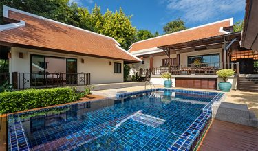 PLL_3 EN-suite bedrooms for Holiday rental in Naiharn