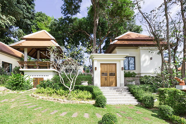 PLL_Tree house in Naiharn Pool Villa for 3 BR