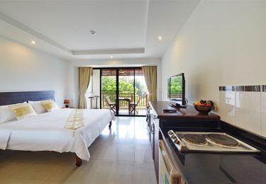 PLL_long term rental apartment one studio in Surin Beach