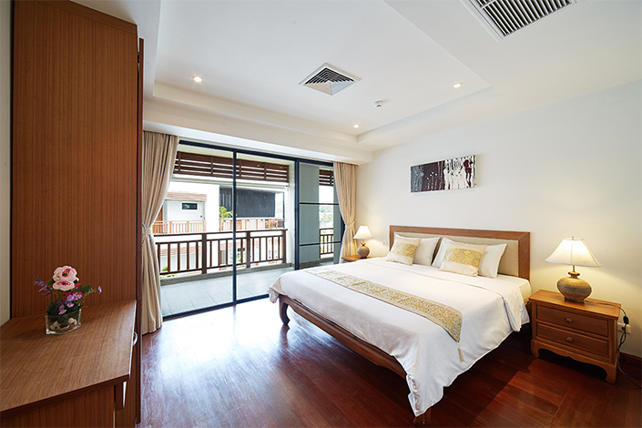PLL_2Bedrooms with private pool in Surin beach Phuet for long term rental