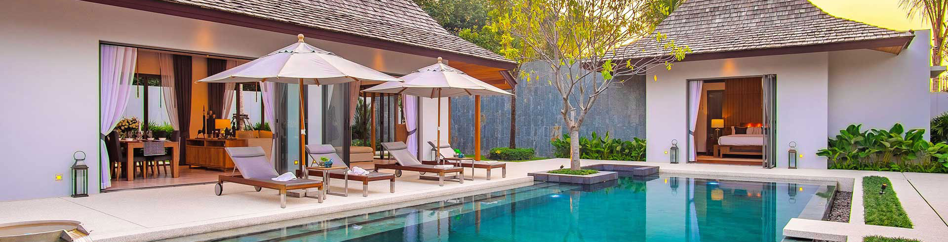 Phuket Luxury Living